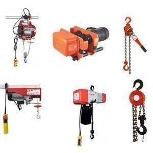 Los polipastos eléctricos de cadena como herramienta