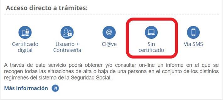 certificado laboral sms móvil