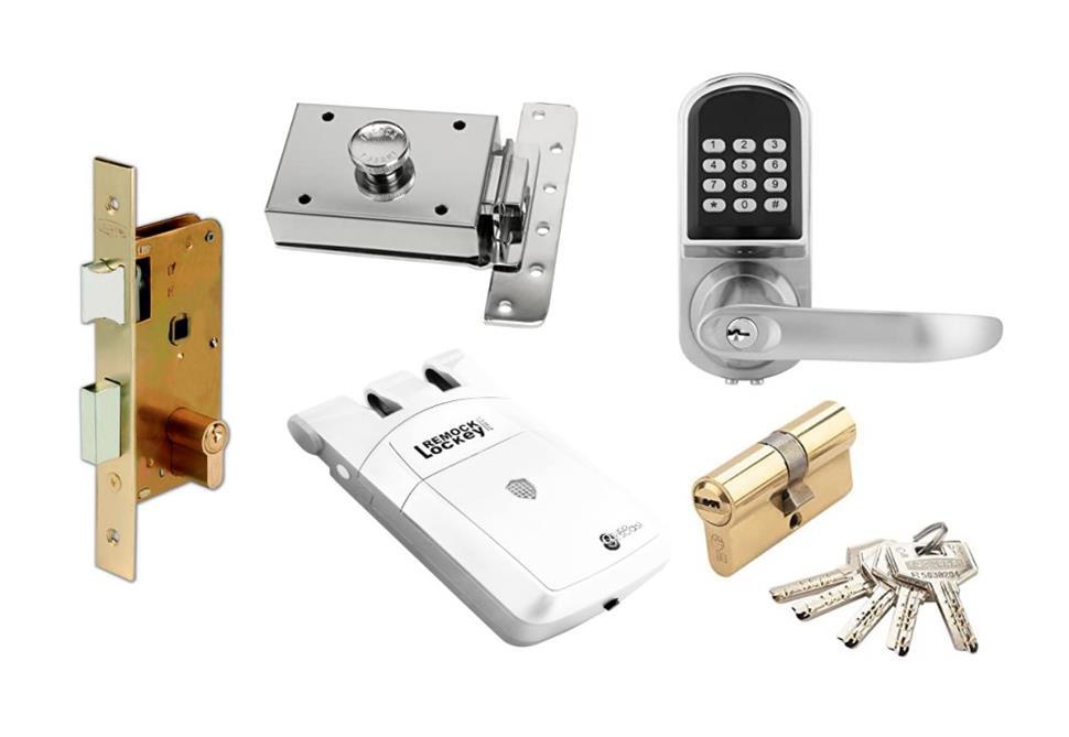Cerraduras de Seguridad: Electrónicas, Invisibles, Antibumping