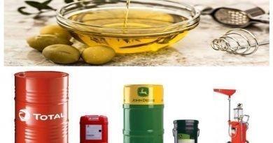 reciclaje de aceite usado
