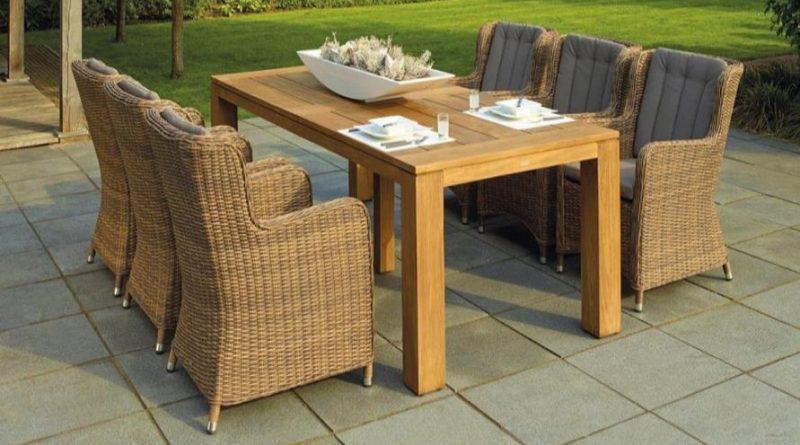 como hacer una mesa de madera rustica