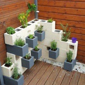 Jardineras y Maceteros de Madera Grandes para Exterior