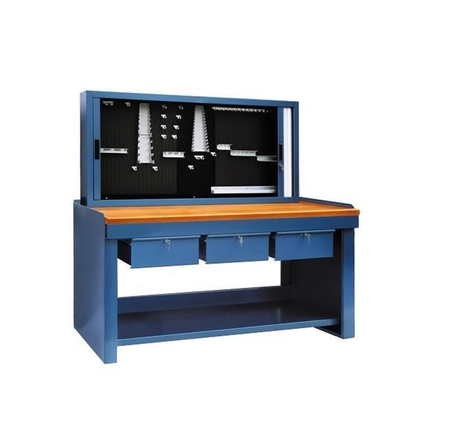 mesas de taller e industriales